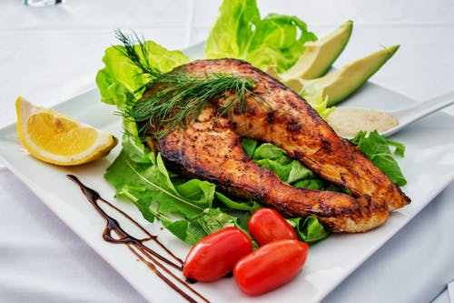 Satisfy Your Hunger With The Delicious Oven Roasted Salmon